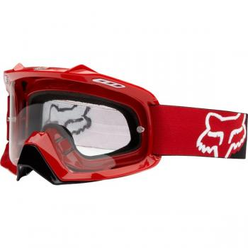 FOX AIRSPC Brille Killa Red/klar