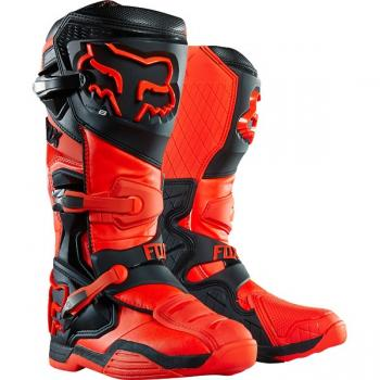 FOX Comp 8 Stiefel orange