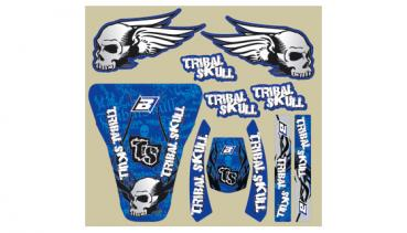 YAMAHA Tribal Sticker Set uni