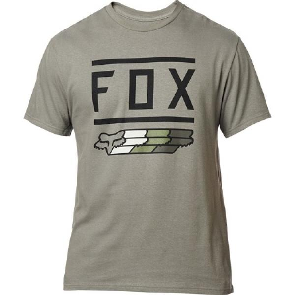 FOX T-Shirt SUPER grau