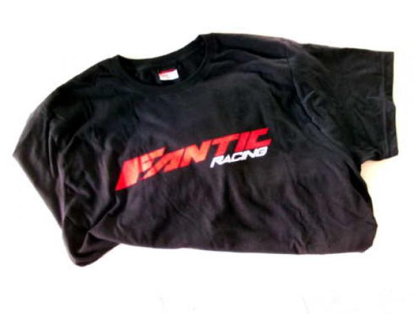 FANTIC T-SHIRT RACING SCHWARZ